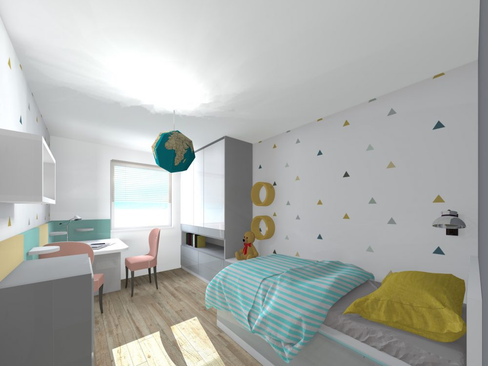 Detska izba: pasik